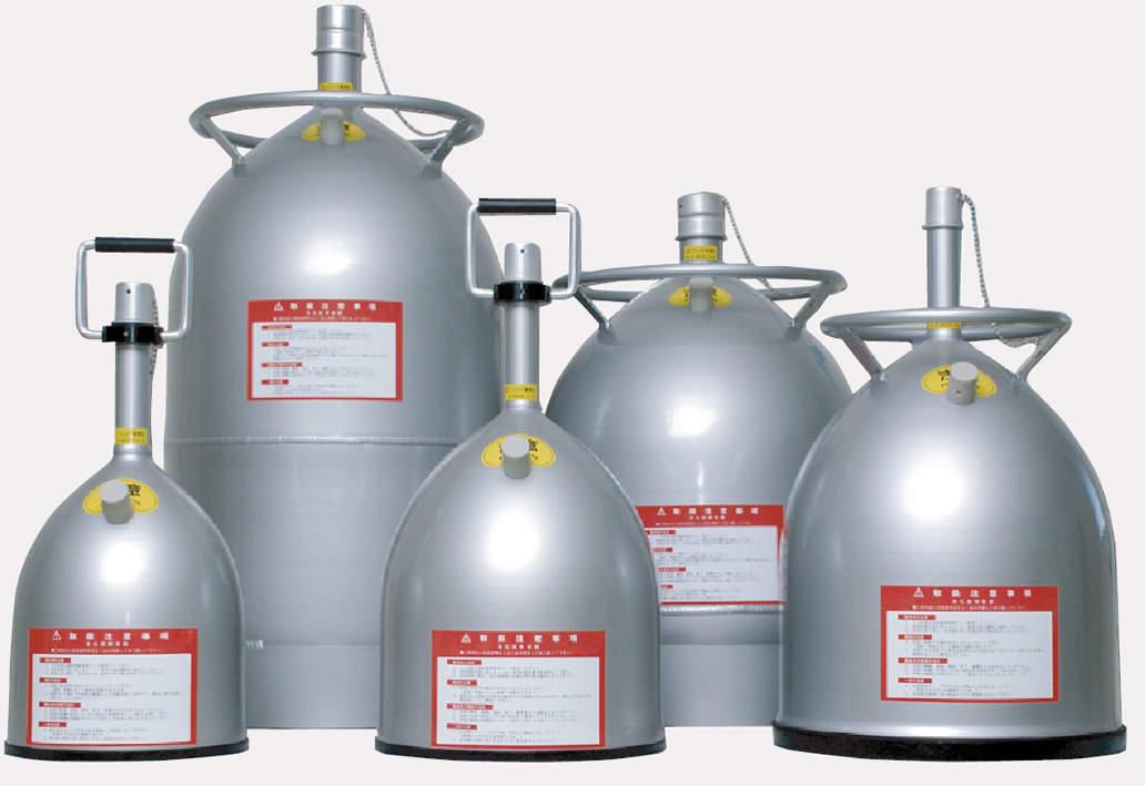 液体窒素容器 シーベル CEBELL50...