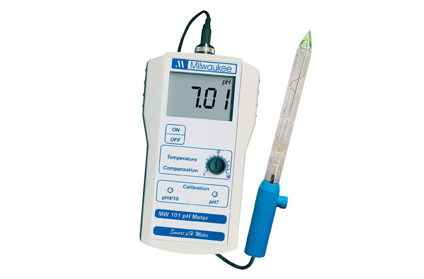 Milwaukee Mw101 Ph Meter Cheap Www Breuss Cz